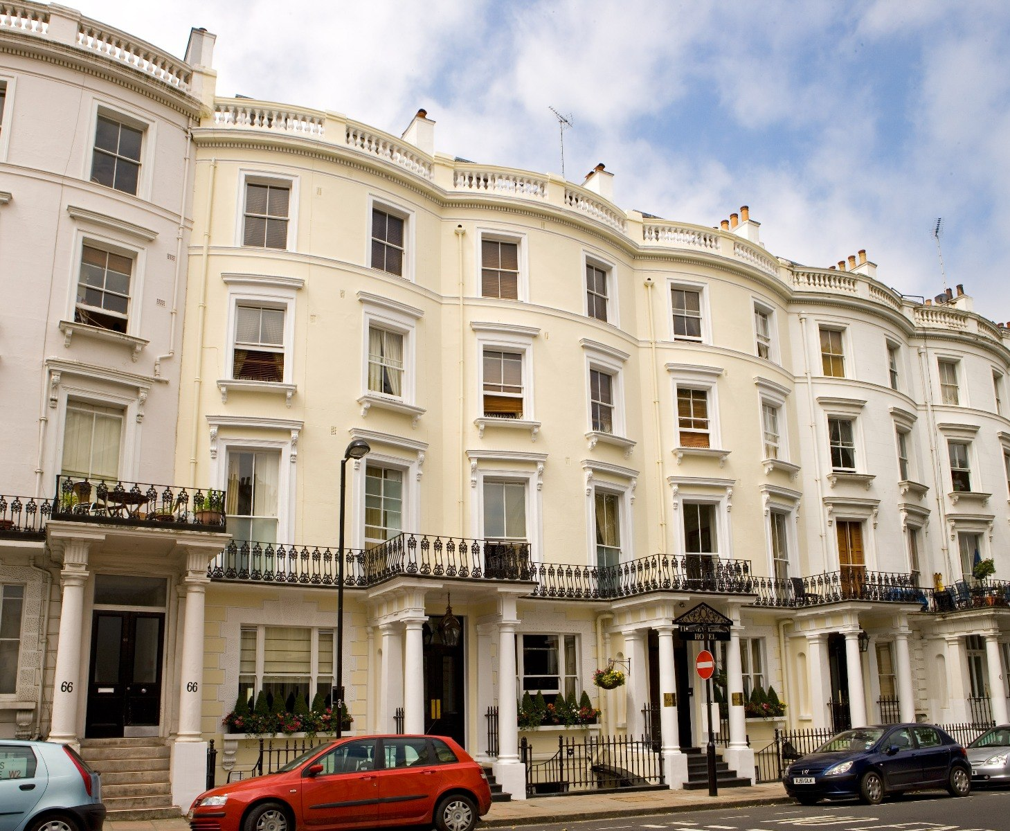 Hotels notting hill london boutique hotels notting hill for Modern hotels in london