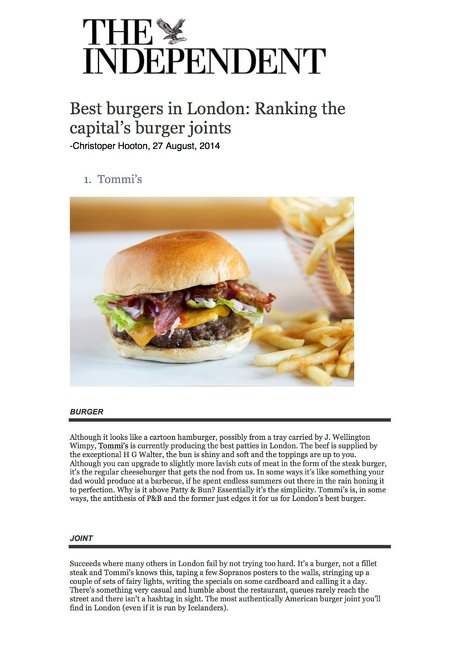 Gourmet Burgers Made From The Finest Ingredients - Burger joint us map
