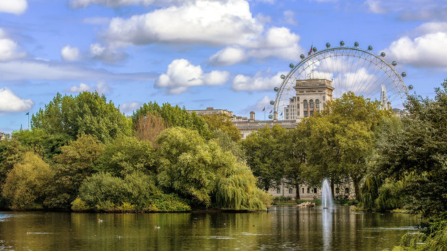 London staycation affordable 2021