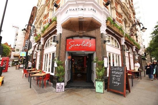 Scarlett Green London