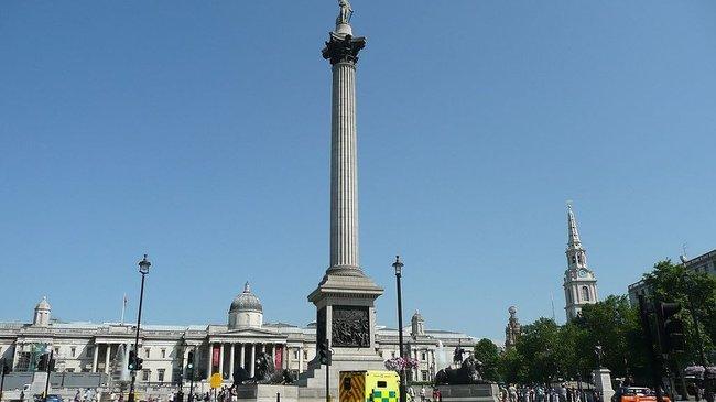 Nelson's Column London