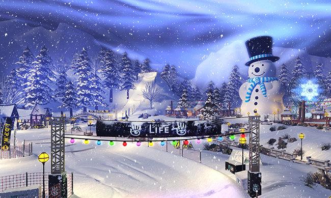 Winter Wonderland NYE