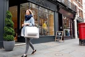 shopping in Belgravia London