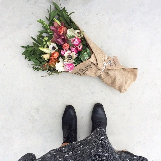 drop off lockdown flowers