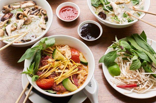 Soho | Vietnamese Food in London | Pho Speciality | Cay Tre